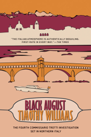 Black August, by Timothy Williams