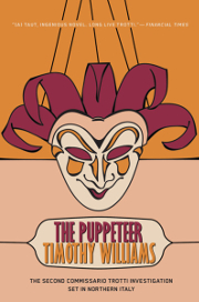 The Puppeteer, by Timothy Williams